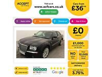 Chrysler 300C FINANCE OFFER FROM £36 PER WEEK!