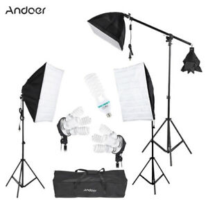 andoer Continuous Lighting Kit for photography or video