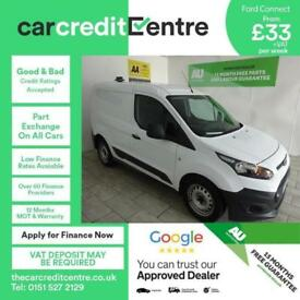 FORD TRANSIT CONNECT 1.6 200 PANEL VAN ***FROM £156 PER MONTH***