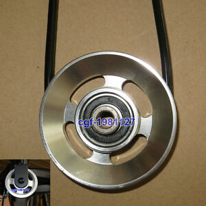Universal-114mm-Aluminum-Bearing-Pulley-Wheel-Cable-Gym-Fitness-Equipment-Parts