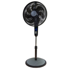 COSTCO ComfortMage Standing fan with remote