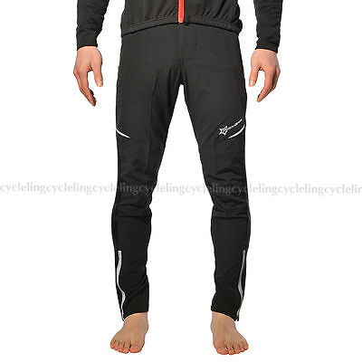 RockBros Bike Cycling Pants Bicycle Tights Sport Long Trousers Black Size  2XL c96c939d6