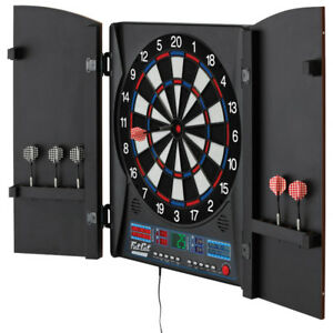 "Viper 20"" Soft Tip Electronic Dart Board New in Box"