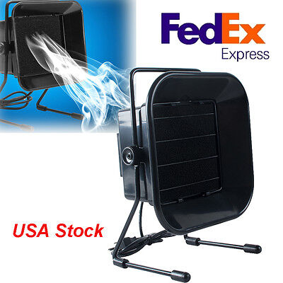 Usa Solder Smoke Absorber Remover Fume Extractor Air Filter Fan For Soldering