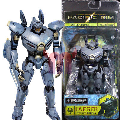 """NECA Pacific Rim Jaeger Striker Eureka 7"""" Robot Action Figure Collector Toy New, used for sale  China"""
