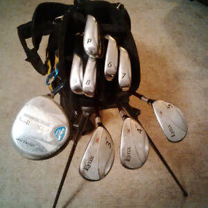 Right handed Golf Set ready for the season