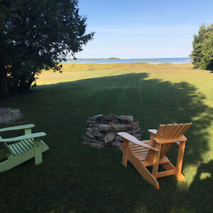Cottage in Sauble Beach Waterfront on Lake Huron