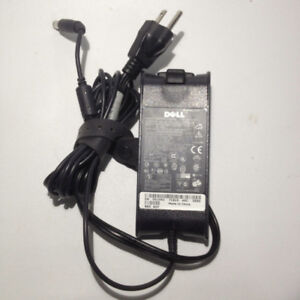 GENUINE DELL LAPTOP AC ADAPTER/CHARGER WITH WARRANTY-$20/OBO