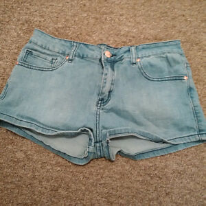 Forever XXI Short Denim Shorts
