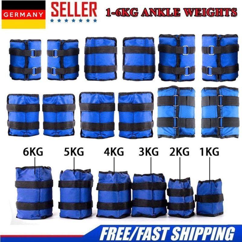 Gewichtsmanschetten Laufgewichte Fußgewichte Handgelenkgewichte Gewicht Hand Fuß