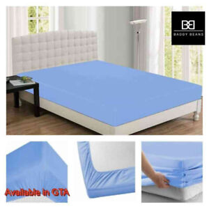Fitted BedSheets for Single/Twin Bed - FREE Delivery