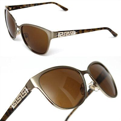 $420 GIANNI VERSACE Ladies DIAMOND CRYSTAL (Versace Diamond Sunglasses)