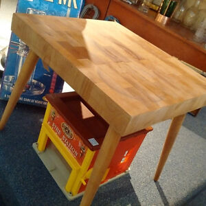 Cutting Block Coffee/End Table