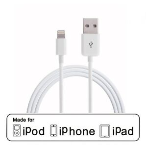 Apple Certified MFI USB Lightning Cable 10ft – 3m