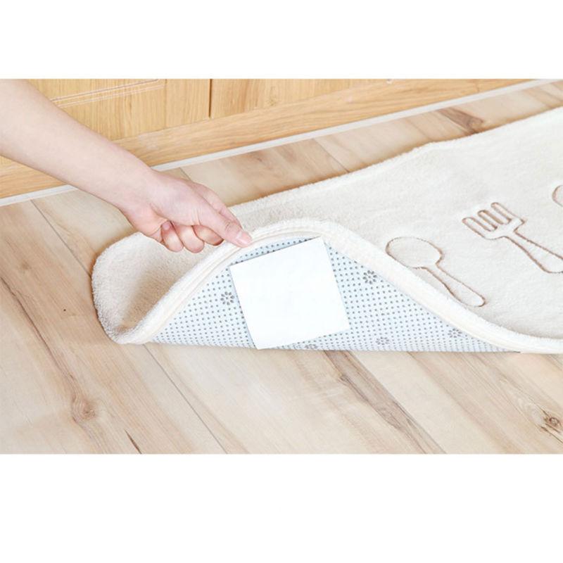 10x Fußboden Pad Antirutsch Greifer Teppichstopper Antirutsch Stopper DE