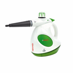 Polti Vaporetto Easy Handheld Steamer Vapeur with 10 accessories