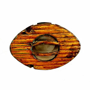 Art Deco Door Brass Peep Hole