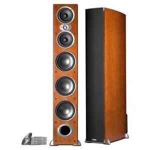 POLK AUDIO RTI-A9 500W SPEAKERS *NEW IN BOX*