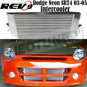 For 03-06 Dodge Neon SRT4 SRT-4 Rev9 Turbo Bolt On Front Mount Big Intercooler