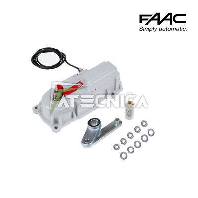 Motor Sótano Puertas Abatibles 24V Original faac 770N 10675301 24V 500KG 3,5M