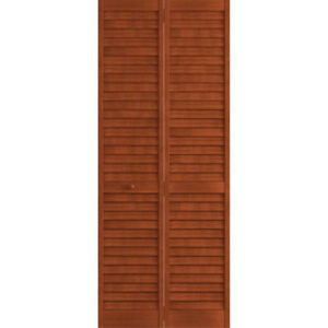 ! LOUVERED DOORS !