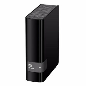 WD My Book 4TB Ext. Hard Drive/ Disque Dur Ext.