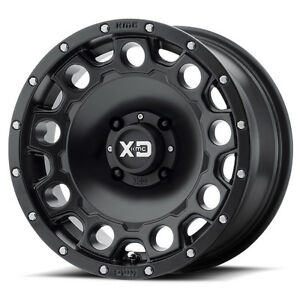 "14"" & 15"" XS129 Holeshot Wheels by KMC XD Series® by WheelPros"