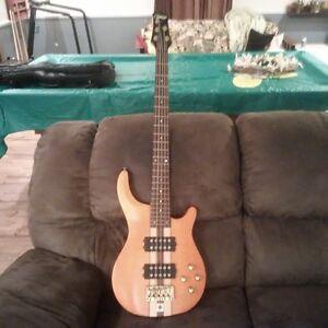 Copley CBE-59NT 5 string bass guitar London Ontario image 1