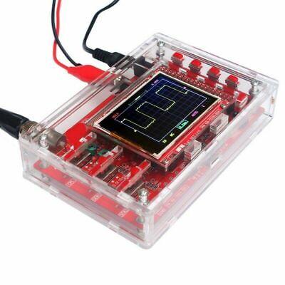 Dso138 2.4 Tft Digital Oscilloscope Handheld Pocket Oscilloscope Kits W Sample