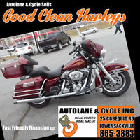 ♠2008 Harley Davidson Electra Glide Classic ♠ GORGEOUS COLOR ♠ Halifax Preview