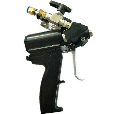 Pneumatic Polyurethane Spray Gun Air Purge Pu Foam Spraying Gun