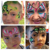 Looking for face painters