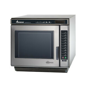 Commercial Food Equipment -  Amana Commercial Microwave Oven