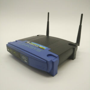 THE Epic WRT54G by LinkSYS