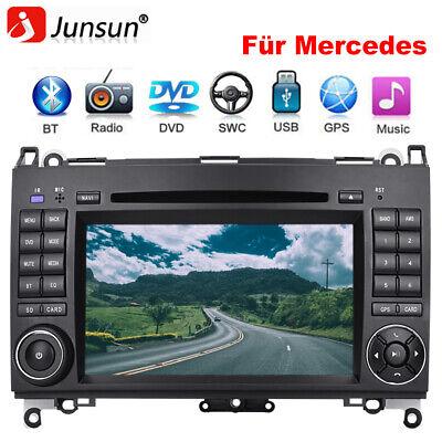 """Für Mercedes Benz Sprinter 3000 GPS Autoradio DVD Navigation HD 7"""" CD-Player"""