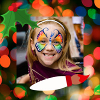 Face Painting & Christmas Parties!