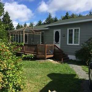 Two Bedroom Furnished House in Big Pond Centre