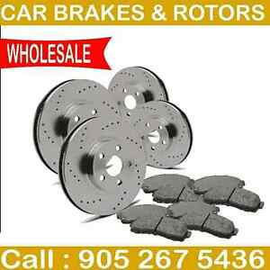 Brake Pads & Rotors @ WholeSale Prices - low cost BrakeKits!!!
