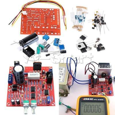 0-30v 2ma-3a Adjustable Dc Regulated Power Supply Diy Kit With Protection L99