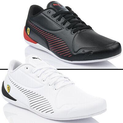 Puma Sf Drift Cat Ultra Men's Shoes Trainers Motorsport White Black