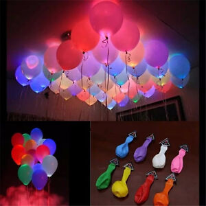 Light up Balloons SUPER SALE CLEARANCE BRAND NEW