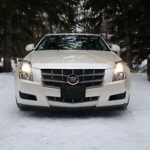 MINT 2009 Cadillac CTS Beautiful car