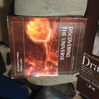 Discovering the Universe, Comins 8th Edition