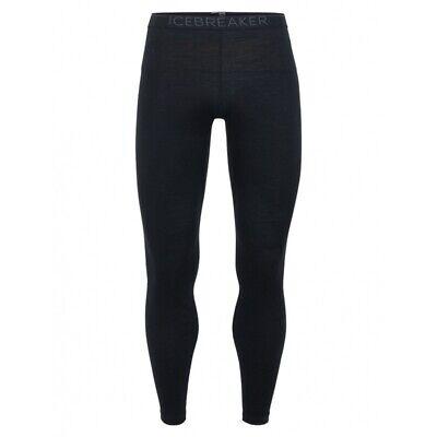 ICEBREAKER® Oasis 200 Bodyfit™ Leggings | 100% Pure Merino | L | BNIB | RRP £70