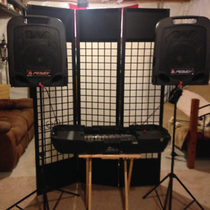 Peavey all-in one sound system