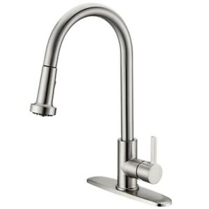 *Special Buy* Modern PullDown Kitchen Faucet+Cover plate    FZ23