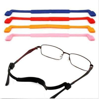 Silicone Eyeglasses Straps Glasses Sunglasses Sports Band Cord Holder Kids (Kids Sports Eyeglasses)