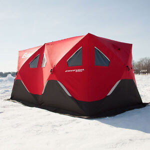 Eskimo 9416i insulated pop up for ice fishing