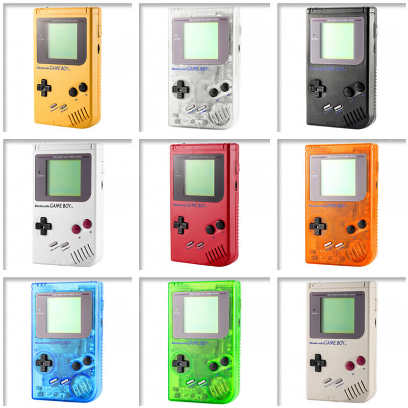 Customized Housing Shell Buttons Repair Parts for Nintendo GAME BOY DMG-01