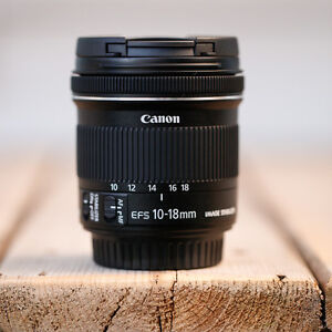 Canon 10-18mm IS STM Lens